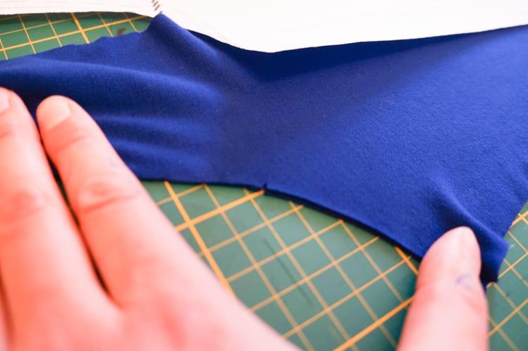 Cutting Nettie pattern-12