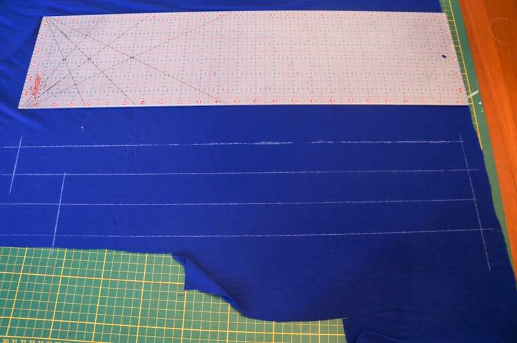 Cutting Nettie pattern-16