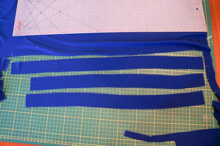Cutting Nettie pattern-17
