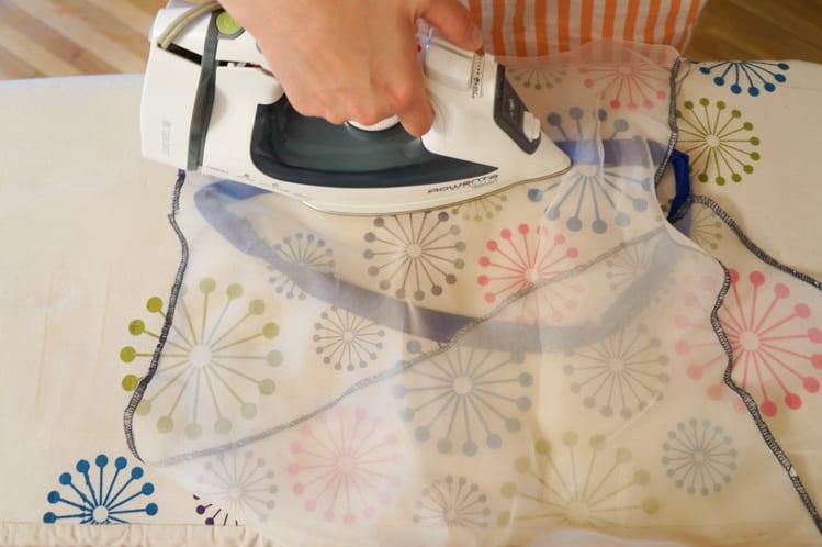 Cutting Nettie pattern-21