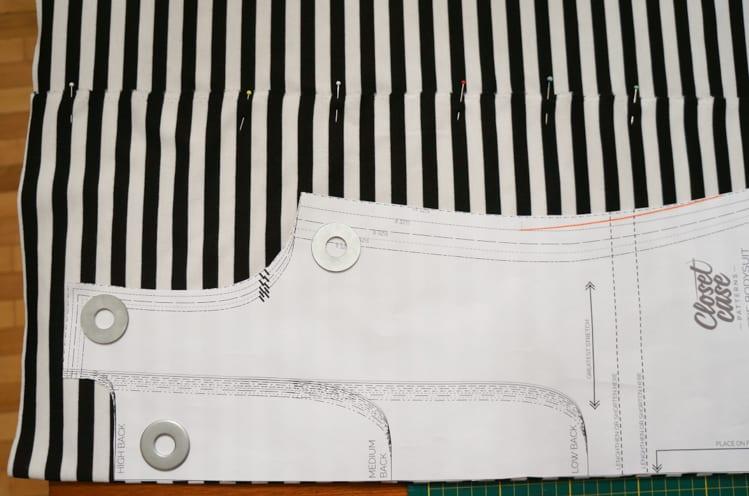 Cutting Nettie pattern-3