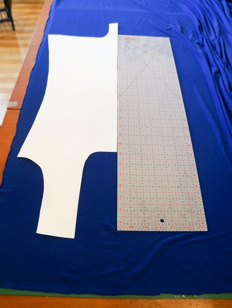 Cutting Nettie pattern-6