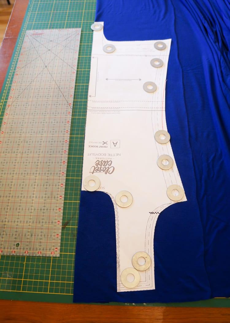 Cutting Nettie pattern-8