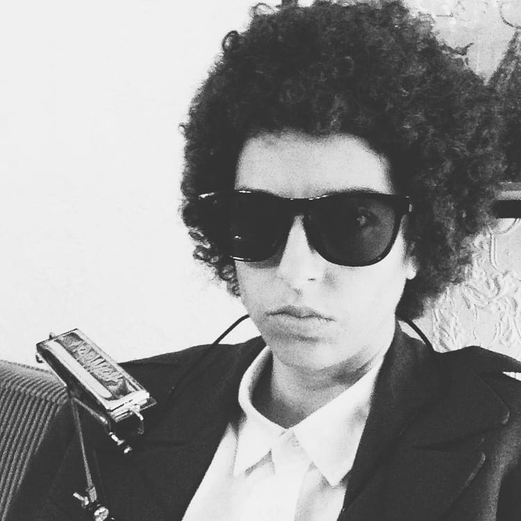 Bob Dylan Halloween Costume | Closet Case Files