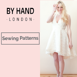 By Hand London Sewing Patterns