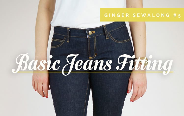 jeans and pants fitting