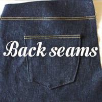 back-seams