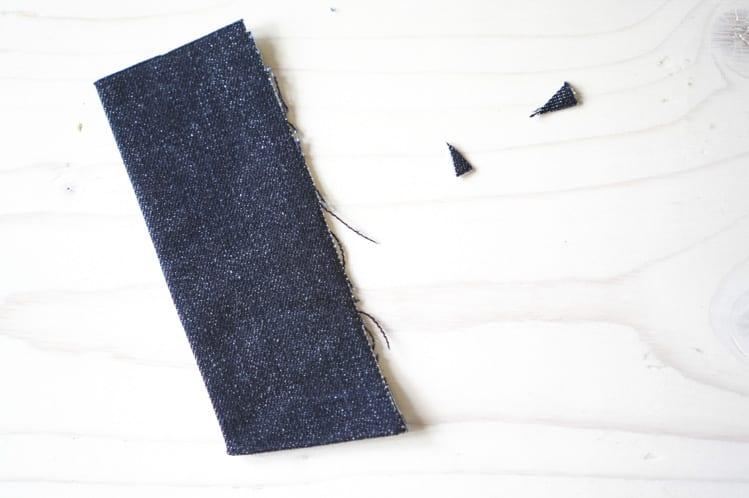 ginger skinny jeans pattern - installing fly front zipper-28