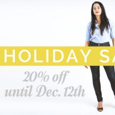20% off all Closet Case Patterns