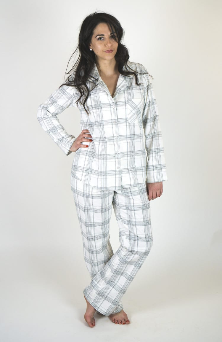 Introducing The Carolyn Pajama Pattern Closet Case Files