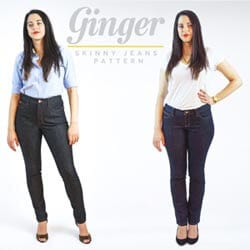 Ginger jeans promotional