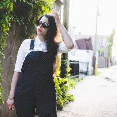Turia Dungarees by Pauline Alice | Overalls sewing pattern by Closet Case Files // closetcasefiles.com