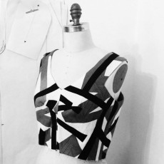 Sophia Dress bodice from By Hand London // Closet Case Files