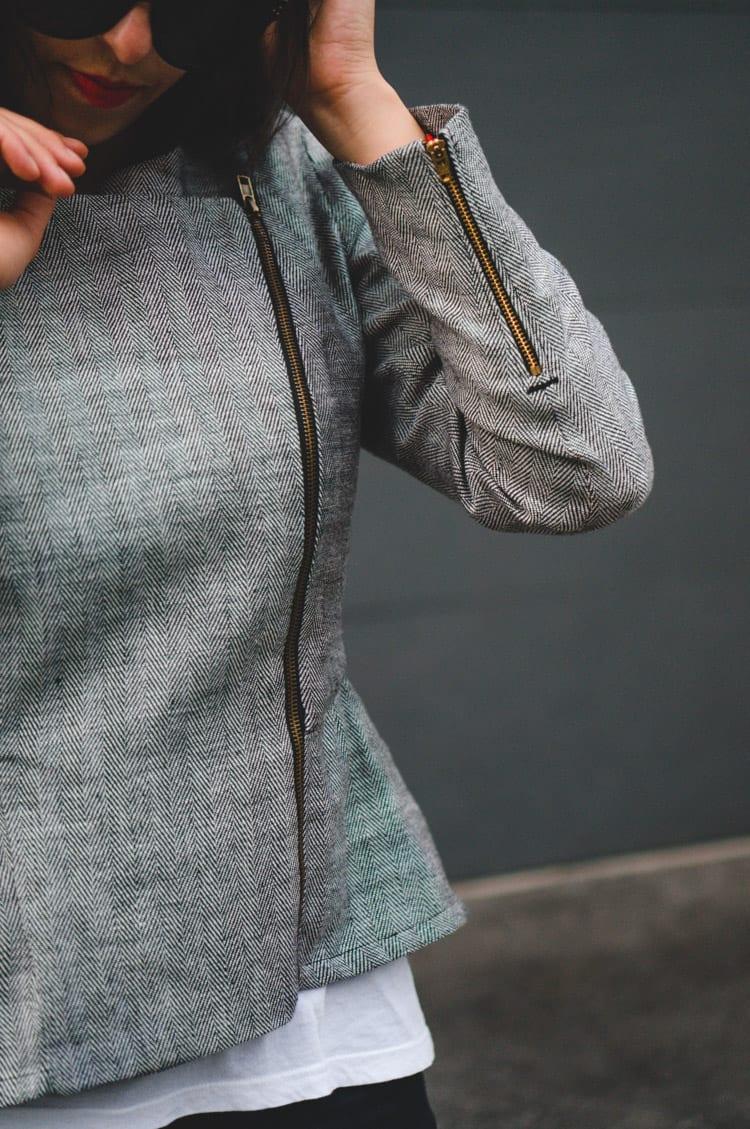 Moto Chic Jacket pattern-15