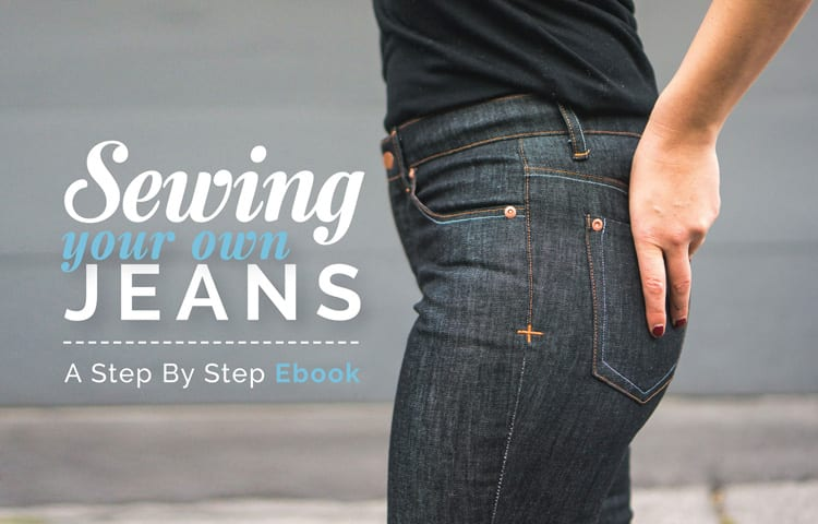 sewing your own jeans a step by step ebook closet case files bloglovin