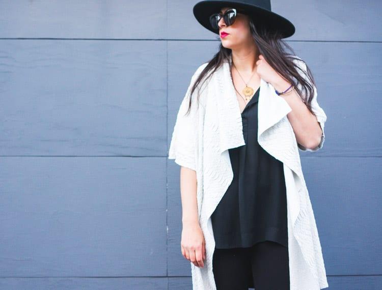 Tessuti Sydney Jacket in knit // Closet Case Files