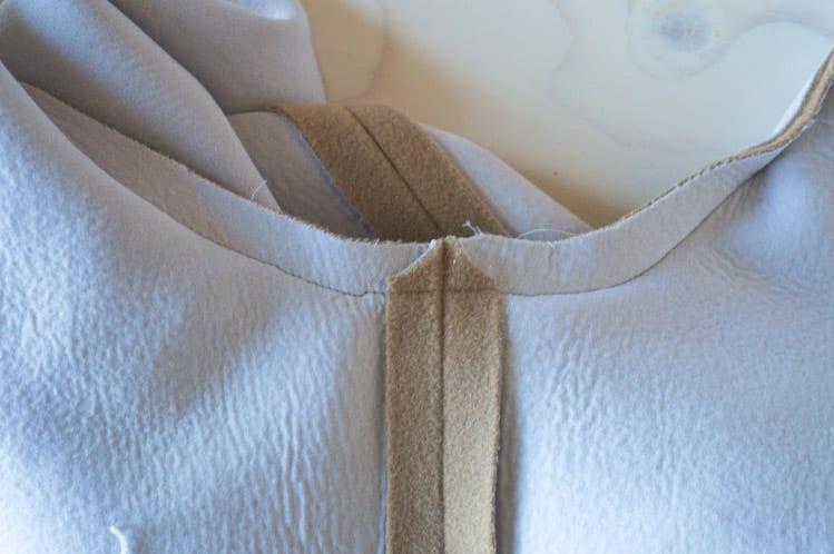 Clare Sewalong_Sewing raglan sleeves