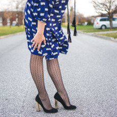 Roscoe Dress by True Bias // Closet Case Files