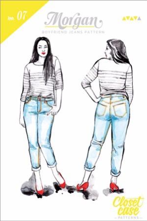 Morgan-Boyfriend-Jeans-Patern_Envelope-Front_300