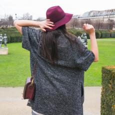Tessuti Sydney Jacket in wool coating // Closet Case Files