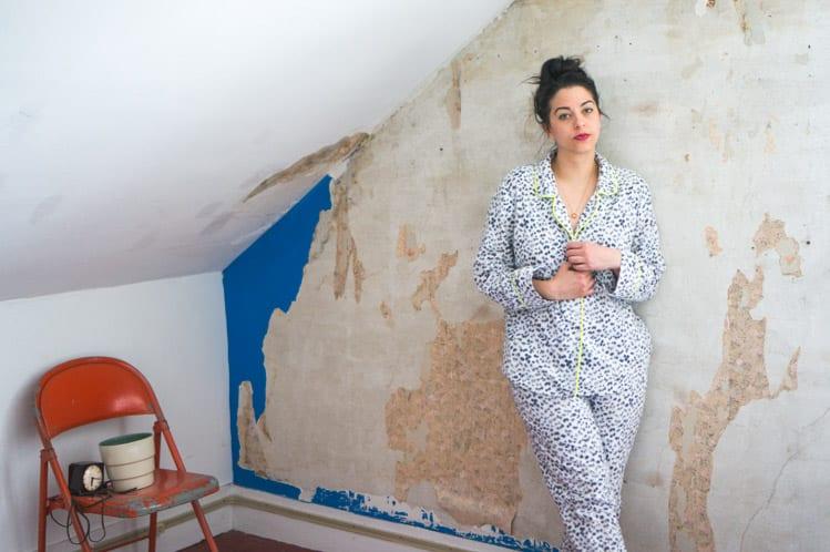 Flannel Pajamas_Carolyn Pajama Pattern