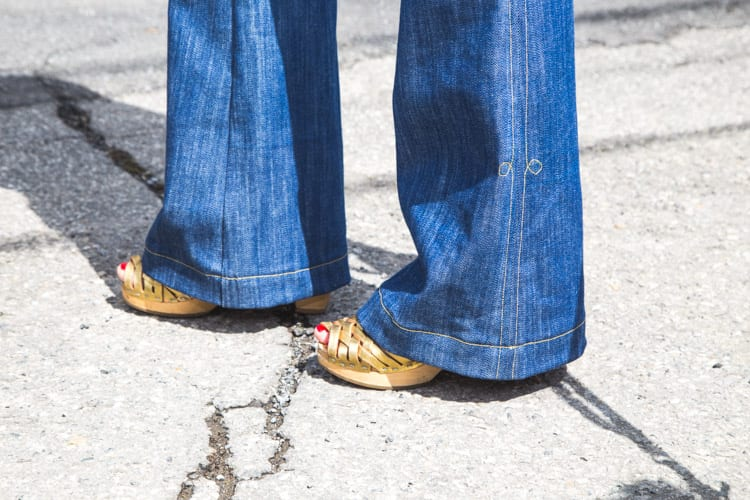 Ginger Flare Jeans Pattern-4