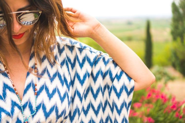 Caftan sewing pattern_Simplicity 5315-6