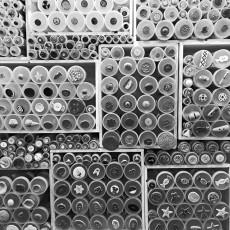 Button shop in Barcelona // Closet Case Files