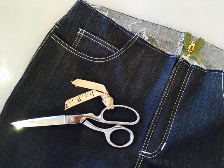 Ginger-jeans-sewing-workshop
