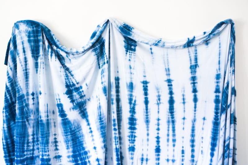 Indigo Shibori Dyeing Techniques Tutorial Closet Case