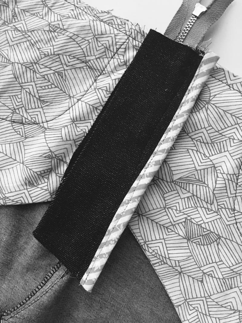 Ginger Jeans pocket // Closet Case Patterns