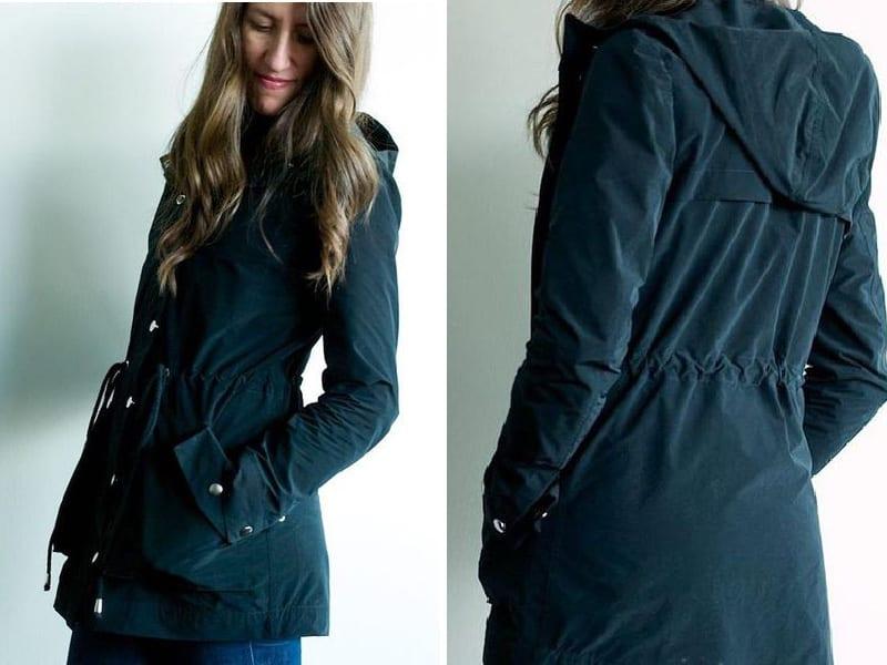 Kelly Anorak jacket pattern // Closet Case Patterns
